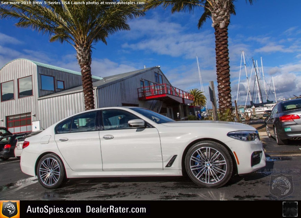 2018 bmw 5 series usa launch 11108 views 8 of 272