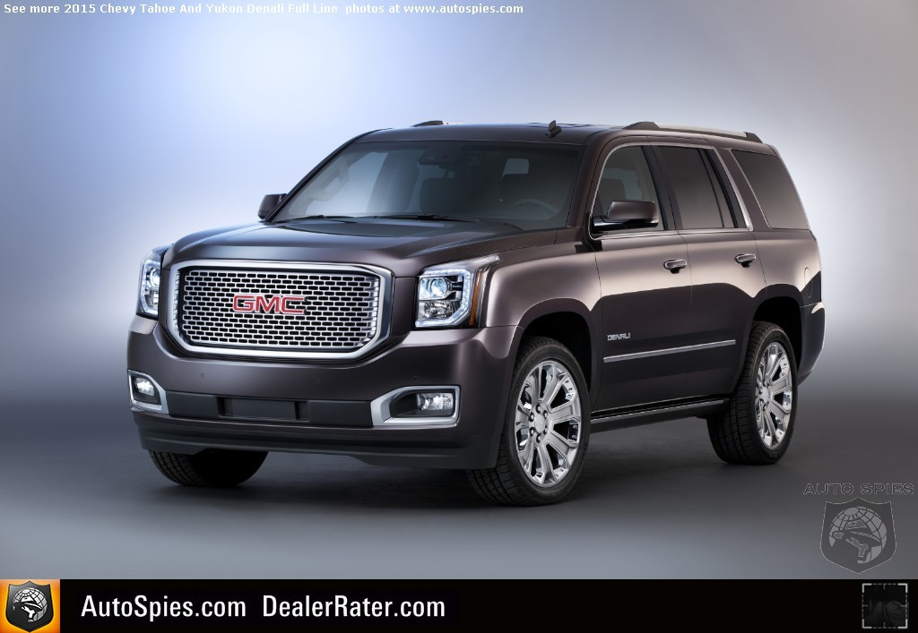 2015 cadillac escalade vs yukon autos weblog. Black Bedroom Furniture Sets. Home Design Ideas