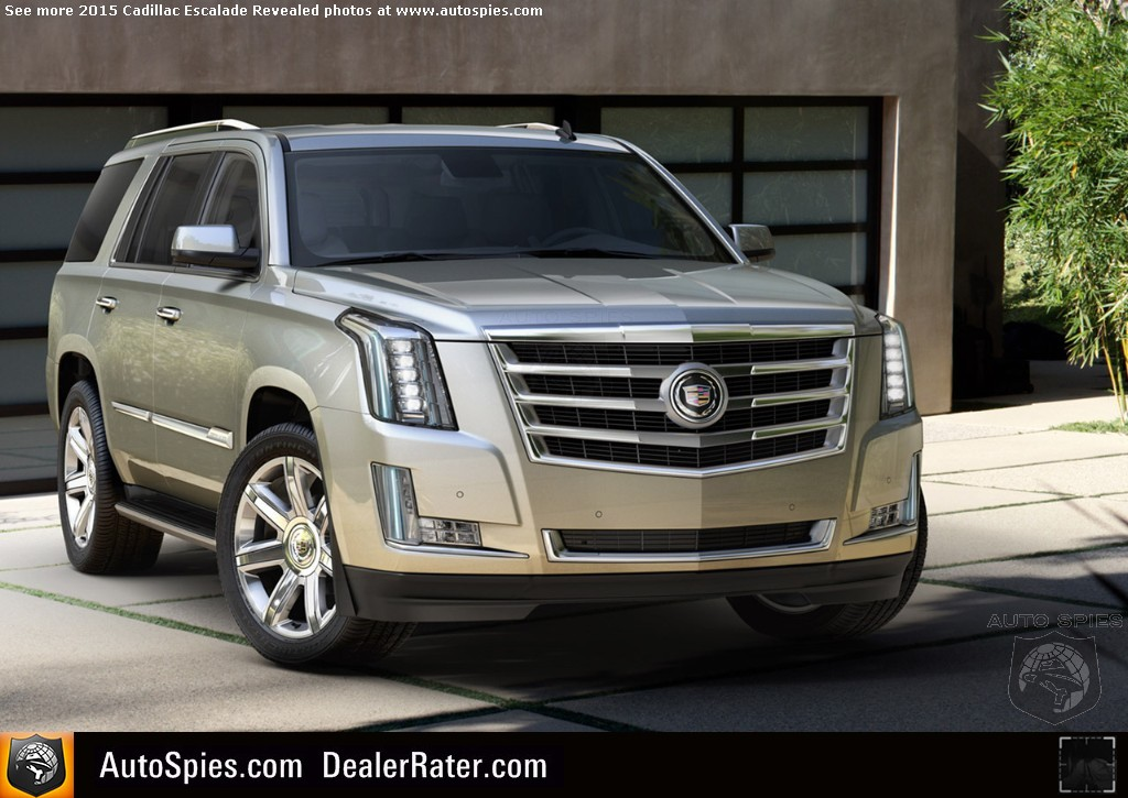 car wars 2015 cadillac escalade vs 2015 yukon denali. Black Bedroom Furniture Sets. Home Design Ideas
