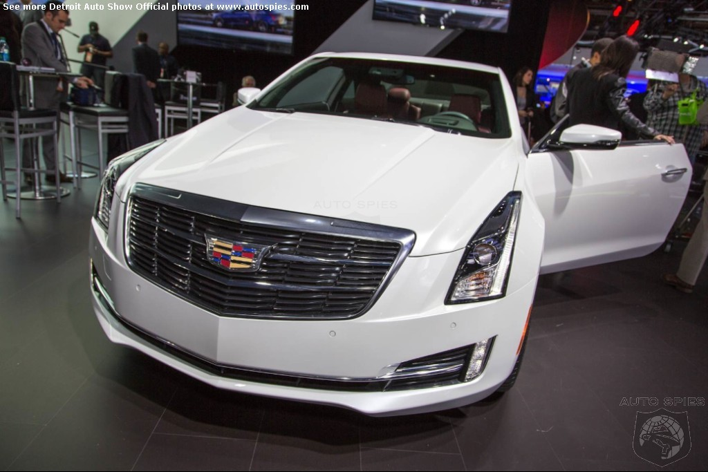 Here It Is 2015 Cadillac Ats Coupe Page 5