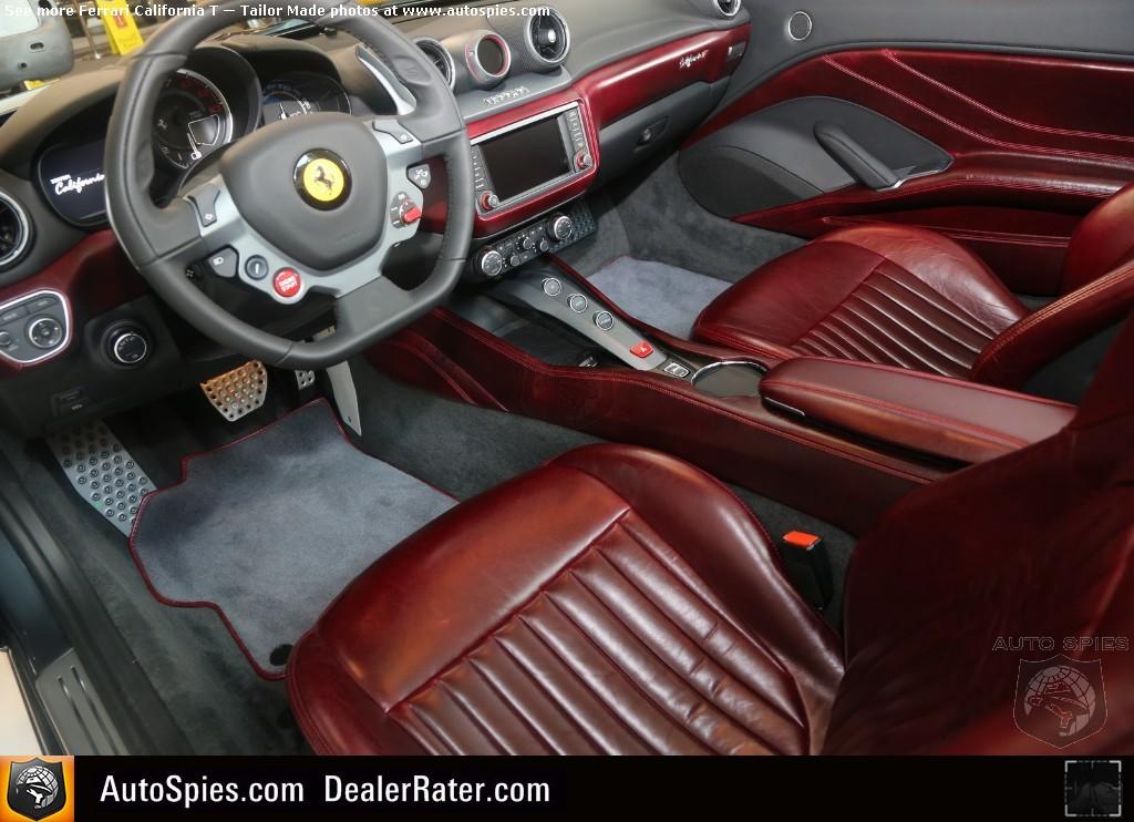 Ferrari California T >> AutoSpies.com Photo Gallery