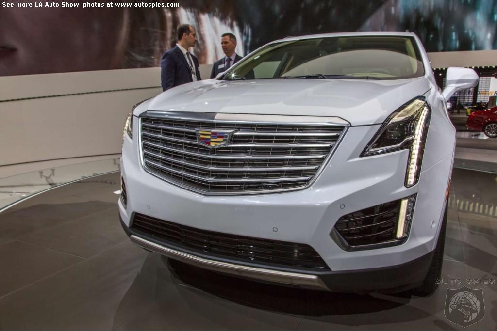 2016 Cadillac Escalade Interior >> AutoSpies.com Photo Gallery