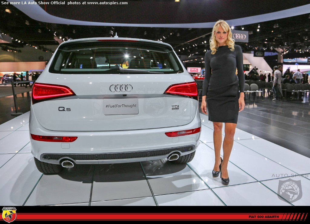 View Topic Audi USA Unveils Diesel Motors - Audi usa