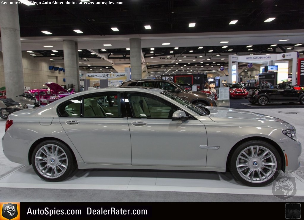 Bmw 7 Series Individual In Moonstone Bmw News At