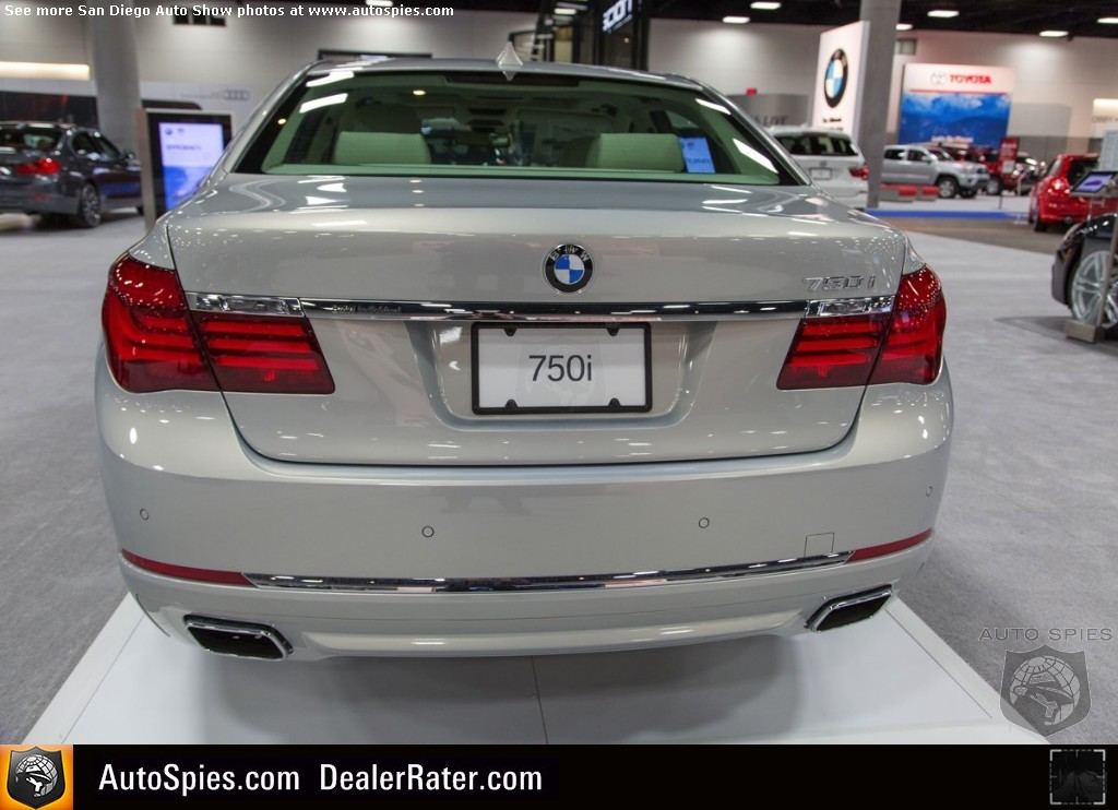 BMW individual 7 seires