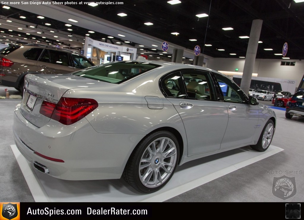 7 series in BMW individual moonstone