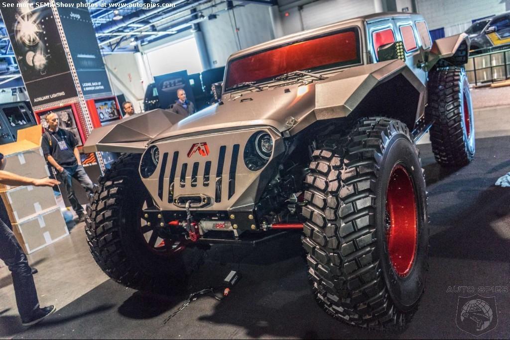 Jeep Harrisburg Pa SEMA 2014: Nov. 4 - 7 in Las Vegas - Jeep Wrangler Forum