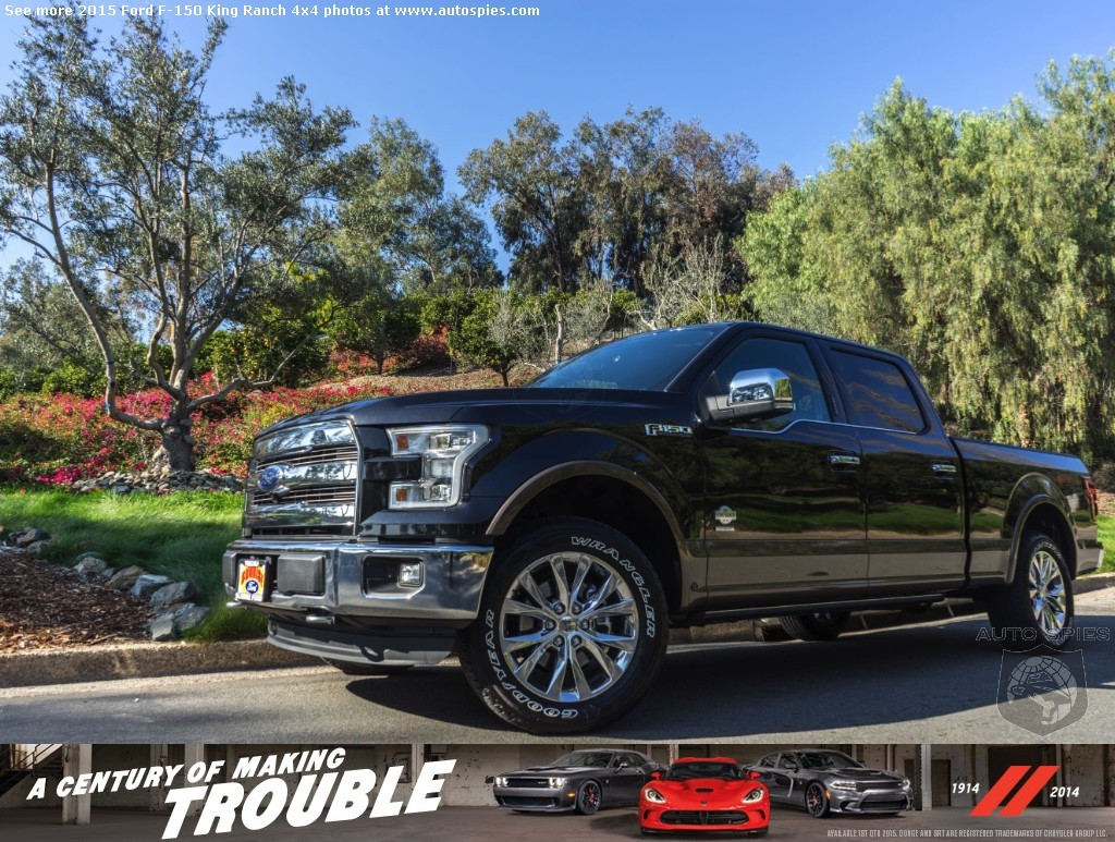 Ford F150 King Ranch